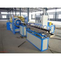 Wholesale Plastic Extrusion Line 90kg/H For PVC Fiber Hose / Snake Skin Pipe from china suppliers