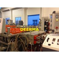 Wholesale High Output Skinning / Crust PVC Foam Board Machine Extrusion Line from china suppliers