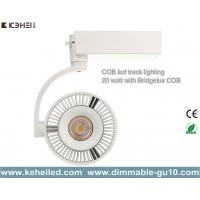 Wholesale 20w Bridgelux LED Track Lights AC110-260V CE for clothes chain store from china suppliers