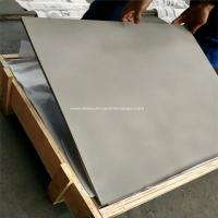 Wholesale Ti GR2 Grade2 Titanium  metal plate sheet 10 *800*800 mm wholesale price from china suppliers