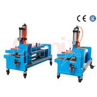 Wholesale High Effiency ComiX PVC / PU Conveyor Belt Lacing Machine , V Finger Punchming Machine from china suppliers