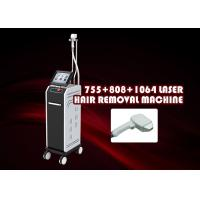 Wholesale 808nm Diode Laser Hair Removal Machine Vertical Three Wavelength from china suppliers