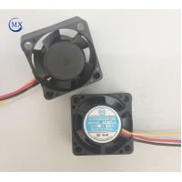 Wholesale Ball Bearing Dc Axial Fans , Brushless 25mm Micro Cooling Fan For Sensor Electronic Equipment from china suppliers