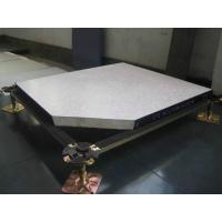 Wholesale FS1000 Calcium Sulphate Raised Floor Panels For Computer Room / Datacenter from china suppliers