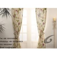 Wholesale Butterfly Garden Transfer Printing Fabric for Sofa Cover and  Panel Curtains from china suppliers