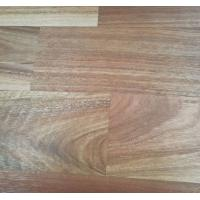 Wholesale 5G brushed Spotted Gum Engineered Timber Flooring with square edge from china suppliers