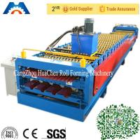 Wholesale IBR Sheet Corrugated Roll Forming Equipment Roller Forming Machine PLC Control from china suppliers