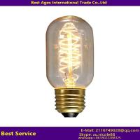 Quality vintage edison light bulb carbon filament bulb 25w 40w 60w for sale