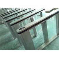 Wholesale Walking Through Subway Entry And Exit Gate, Servo Driver Turn Stile Speed Gate from china suppliers