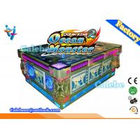 Wholesale Casino Coin Operated Video Fishing Game Machine Customized 55 inch from china suppliers