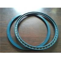 Wholesale HIGH PRESSURE OIL SEAL with BABSL1 type 240*270*8.5 mm or 240x270x8.5 mm NBR material blue color from china suppliers