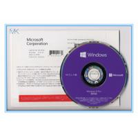 Wholesale Microsoft Windows 10 Operating System Windows 10 Oem Dvd With COA Package from china suppliers