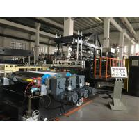 Buy cheap AF-1200 EVA / TPU Plastic  Sheet Extrusion Machine, Sheet  Extruder Machine, CE certificated, ISO9001 from wholesalers