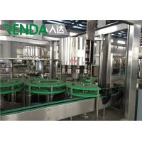 Quality Automatic Drinking Mineral Water Filling Machine Electric Driven 2000 BPH for sale