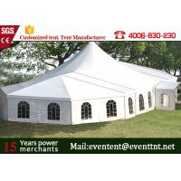 Wholesale Movable Workshop High Peak Tent Steel Frame Material Outdoor Shade Canopy from china suppliers