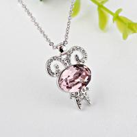 Wholesale 140709  light Amethyst Beautiful sheep necklaces for jewellery shops online showroom costume jewelry stores wholesale from china suppliers