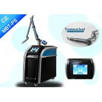 Wholesale Real 755nm Picosecond Laser Tattoo Removal For All Color Tattoo Removal and Black Doll from china suppliers