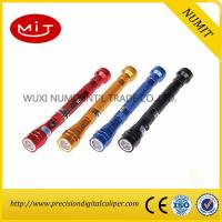 Quality YJ-J Series Telescoping Magnetic Flashlight with 3 leds Color Customization for sale