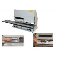 Wholesale PCB Cutting Machine With Motorized Pneumatic Type With Safety Protecting Hand from china suppliers