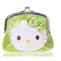 Wholesale 2012 Hello Kitty Jacquard Fabrics Clutch Coin Purse and Bag (CIMG2550) from china suppliers