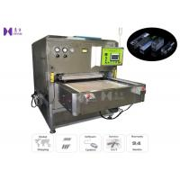Buy cheap Soft Crease PVC Box Making Machine with Auto Slide Table ,  600times/H from wholesalers