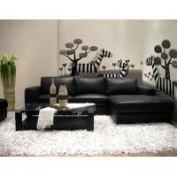 Wholesale Black Non Toxic Customized Home Living Room Animal Wallpaper, Wall Sticker DW-006 from china suppliers