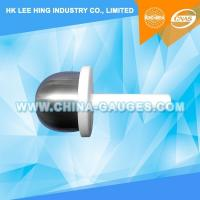 Wholesale 75mm Test Probe with Hemispherical End of IEC60335 from china suppliers