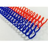Wholesale Colorful  Spiral Binding Coils 48 Rings For Proposals, Reports, Manuals Binding from china suppliers