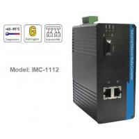 Buy cheap Gigabit Industrial Ethernet Media Converter / GWT-IMC-1112 series from wholesalers