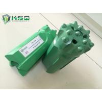 Quality Hard Rock Drilling Tools , Tungsten Carbide Thread Button Bit for sale