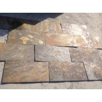 Wholesale China Multicolor Slate Tiles Rust Slate Stone Paving Rusty Slate Flooring Tiles Slate Pave from china suppliers