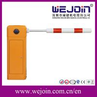 Quality Safety Electronic Folding Parking Barrier Gate Car Park Barrier Arms Customized for sale