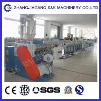 Wholesale Precision Ppr Ppr Pipe Extrusion Machine Plc Control Schneider Electric from china suppliers