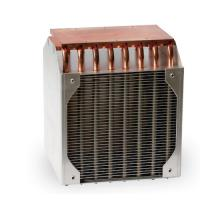 Wholesale Phase change air cooled radiator Heat Exchanger with Heat Pipe for power supply cooling solutions from china suppliers