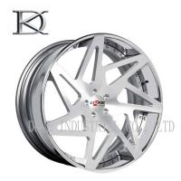 Wholesale Deep Dish OEM Replica Wheels / OEM Car Wheels TE37 Model Professional from china suppliers