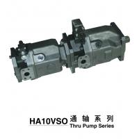 Wholesale Perbunan Seal Flow Control Tandem Piston Pump For Excavator , Truck from china suppliers