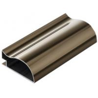 Wholesale Anodized Structural 6061 aluminium extrusion profiles , Industrial Aluminum Profile from china suppliers