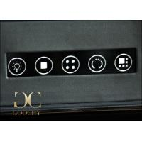 Quality Packaging Multi Watch Winder Box / Electronic Watch Winder 6 Watches + 1 Drawer for sale