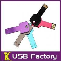 Buy cheap China Portable Key Shaped USB Disk,USB Flash Drive from wholesalers
