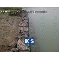 Wholesale Hexagonal Wire Mesh Gabion Boxes For Protect The Falling Rocks from china suppliers