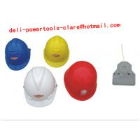 Wholesale Safety Helmet,Electric Alarm Helmet,FRP safety hard hat from china suppliers