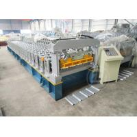 Wholesale 24 Months Warranty Time Automatic Metal Roof Roll Forming Machine Based On ISO Quality from china suppliers