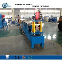 Wholesale High Speed 8 - 25m/min Roller Shutter Door Machine With Hydraulic Station from china suppliers