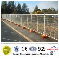 Wholesale 2014 China High Standard Galvanized Temporary Fence from china suppliers