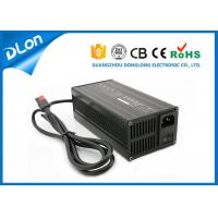 Buy cheap 29.4v 10A  lithium ion battery charger / 24v volt li ion battery charger 100VAC ~ 240VAC from wholesalers