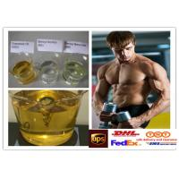 Wholesale Semi Finished Yellow Steroid Liquid Oil Trenbolone Enanthate For Muscle Building from china suppliers