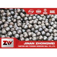Wholesale Forged And Cast Grinding Balls For Mining / grinding media steel balls from china suppliers