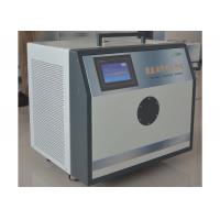 Laboratory multi heating temperature microwave heating system