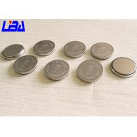 Wholesale Flahlights Equipment High Capacity Coin Cell Battery , High Drain 3v Battery Cr2032 from china suppliers