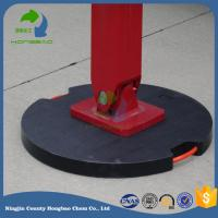 Buy cheap Uhmwpe Pad Crane Leg Supporting Pad Stabiliser Plate Jack Mat uhmwpe Facatory Price from wholesalers
